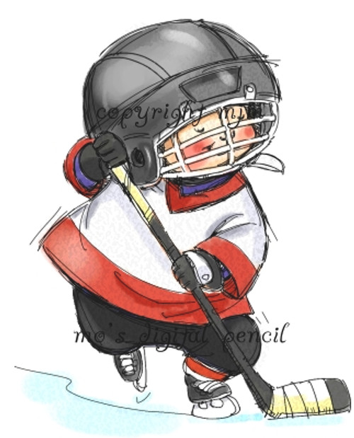 Lil' Hockey Guy