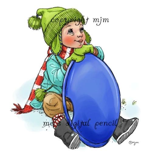 Wishing for Snow Boy