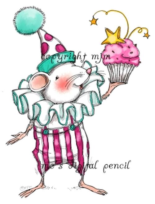 Cupcake Mouse
