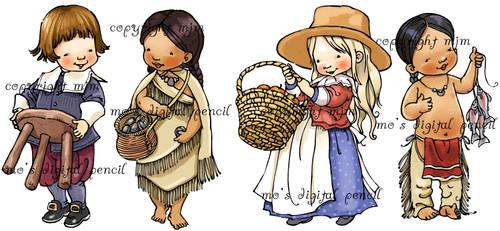 Harvest Kids (all 4)