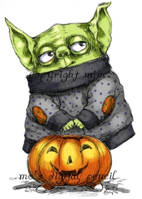 Hobson on Halloween