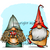 Gnomes Tini and Egli