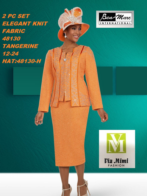 BEN MARC STYLE #48130  2 PC KNIT  SET  COLOR: TANGERINE  SIZE :12-24  HAT: 48130-H  FOR MORE IMFORMATION AND PRICE PLEASE GIVE US A CALL   WE BEAT  ALL PRICES !!!!  VIA MIMI FASHION  1333 S. SANTEE ST.  LA,CA.90015  TEL: (213)748-MIMI (6464)  FAX: (213)749-MIMI (6464)  E-Mail: mimi@viamimifashion.com  http://viamimifashion.com  https://www.facebook.com/viamimifashion    https://www.instagram.com/viamimifashion  https://twitter.com/viamimifashion