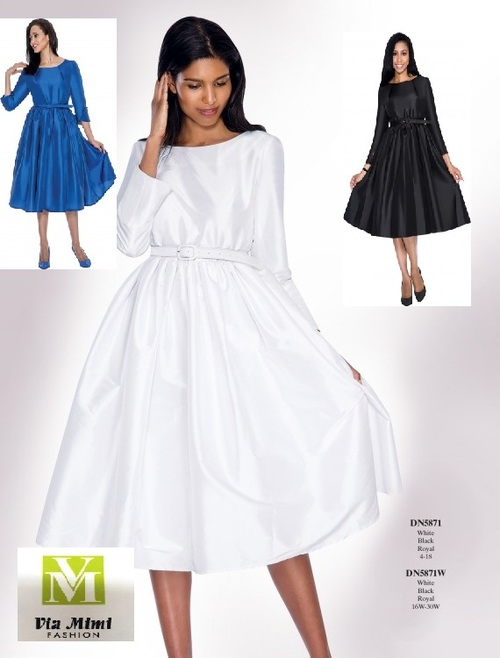 DRESSES BY NUBIANO #5871___1 PC DRESS  COLOR: BLACK, ROYAL, WHITE  SIZE: 10-18 ____ 16W-26W  FOR MORE IMFORMATION AND PRICE PLEASE GIVE US A CALL   WE BEAT  ALL PRICES !!!!  VIA MIMI FASHION  1333 S. SANTEE ST.  LA,CA.90015  TEL: (213)748-MIMI (6464)  FAX: (213)749-MIMI (6464)  E-Mail: mimi@viamimifashion.com  http://viamimifashion.com  https://www.facebook.com/viamimifashion    https://www.instagram.com/viamimifashion  https://twitter.com/viamimifashion