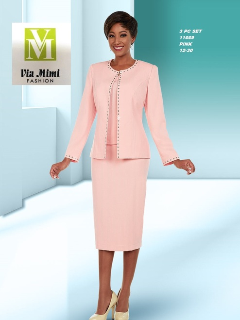 EXECUTIVE #11669___3 PC SET  COLOR: PINK  SIZE: 12-30  FOR MORE IMFORMATION AND PRICE PLEASE GIVE US A CALL   WE BEAT  ALL PRICES !!!!  VIA MIMI FASHION  1333 S. SANTEE ST.  LA,CA.90015  TEL: (213)748-MIMI (6464)  FAX: (213)749-MIMI (6464)  E-Mail: mimi@viamimifashion.com  http://viamimifashion.com  https://www.facebook.com/viamimifashion    https://www.instagram.com/viamimifashion  https://twitter.com/viamimifashion