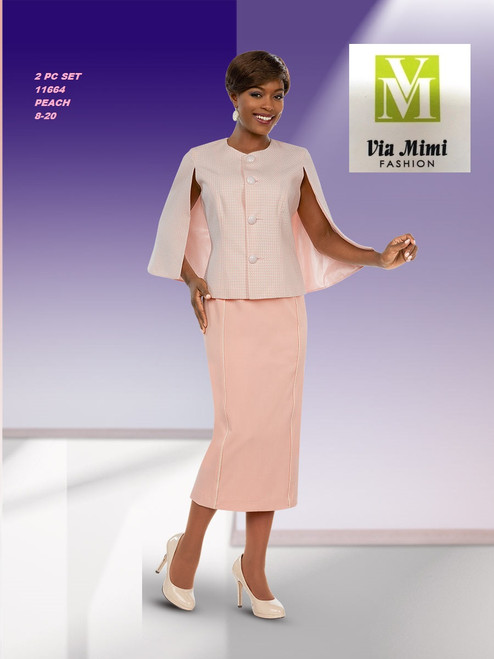 EXECUTIVE #11664___2 PC SET  COLOR: PEACH  SIZE: 8-20  FOR MORE IMFORMATION AND PRICE PLEASE GIVE US A CALL   WE BEAT  ALL PRICES !!!!  VIA MIMI FASHION  1333 S. SANTEE ST.  LA,CA.90015  TEL: (213)748-MIMI (6464)  FAX: (213)749-MIMI (6464)  E-Mail: mimi@viamimifashion.com  http://viamimifashion.com  https://www.facebook.com/viamimifashion    https://www.instagram.com/viamimifashion  https://twitter.com/viamimifashion