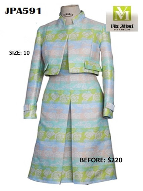 JOHN PAUL ATAKER #JPA591 COLOR AS THE PICTURE WITH OUT JACKET SIZE 10 ONLY SPECIAL PRICE $150 !!!
