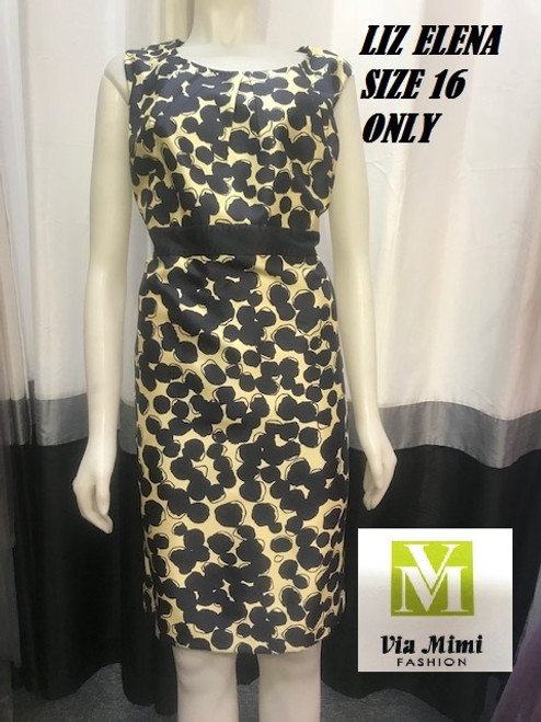 LIZ ELENA COLOR AS THE PICTURE  SIZE 16 ONLY !!!  FOR MORE IMFORMATION AND PRICE PLEASE GIVE US A CALL   WE BEAT  ALL PRICES !!!!  VIA MIMI FASHION  1333 S. SANTEE ST.  LA,CA.90015  TEL: (213)748-MIMI (6464)  FAX: (213)749-MIMI (6464)  E-Mail: mimi@viamimifashion.com  http://viamimifashion.com  https://www.facebook.com/viamimifashion    https://www.instagram.com/viamimifashion  https://twitter.com/viamimifashion