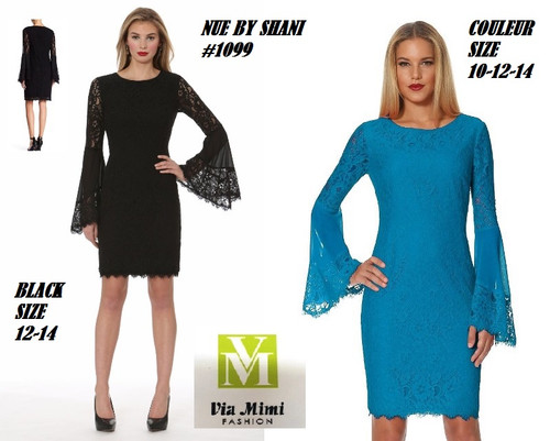 NUE BY SHANI STYLE #1099 !!!  TURQUOISE SIZE 10-12-14   BLACK SIZE 12-14   FOR PRICE AND MORE IMFORMATION  PLEASE GIVE US A CALL   WE BEAT  ALL PRICES !!!!  VIA MIMI FASHION  1333 S. SANTEE ST.  LA,CA.90015  TEL: (213)748-MIMI (6464)  FAX: (213)749-MIMI (6464)  E-Mail: mimi@viamimifashion.com  http://viamimifashion.com  https://www.facebook.com/viamimifashion    https://www.instagram.com/viamimifashion  https://twitter.com/viamimifashion