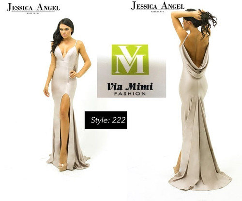 JESSICA  ANGEL COLLECTION STYLE #222 OVER 80 COLORS !!!  SIZE: XXS- XXL   FOR PRICE AND MORE IMFORMATION  PLEASE GIVE US A CALL   WE BEAT  ALL PRICES !!!!  VIA MIMI FASHION  1333 S. SANTEE ST.  LA,CA.90015  TEL: (213)748-MIMI (6464)  FAX: (213)749-MIMI (6464)  E-Mail: mimi@viamimifashion.com  http://viamimifashion.com  https://www.facebook.com/viamimifashion    https://www.instagram.com/viamimifashion  https://twitter.com/viamimifashion