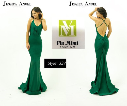 JESSICA ANGEL COLLECTION STYLE #337  AVAILABLE OVER 80 COLORS !!!