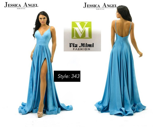 JESSICA  ANGEL COLLECTION STYLE #343 OVER 80 COLORS !!!  SIZE: XXS- XXL  FOR PRICE AND MORE IMFORMATION  PLEASE GIVE US A CALL   WE BEAT  ALL PRICES !!!!  VIA MIMI FASHION  1333 S. SANTEE ST.  LA,CA.90015  TEL: (213)748-MIMI (6464)  FAX: (213)749-MIMI (6464)  E-Mail: mimi@viamimifashion.com  http://viamimifashion.com  https://www.facebook.com/viamimifashion    https://www.instagram.com/viamimifashion  https://twitter.com/viamimifashion