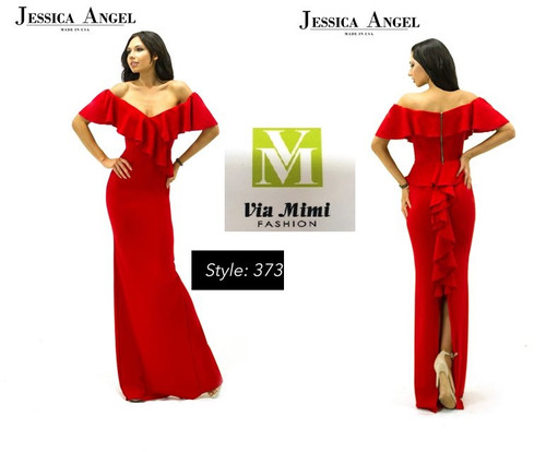 JESSICA  ANGEL COLLECTION STYLE #373 OVER 80 COLORS !!!  SIZE: XXS- XXL  FOR PRICE AND MORE IMFORMATION  PLEASE GIVE US A CALL   WE BEAT  ALL PRICES !!!!  VIA MIMI FASHION  1333 S. SANTEE ST.  LA,CA.90015  TEL: (213)748-MIMI (6464)  FAX: (213)749-MIMI (6464)  E-Mail: mimi@viamimifashion.com  http://viamimifashion.com  https://www.facebook.com/viamimifashion    https://www.instagram.com/viamimifashion  https://twitter.com/viamimifashion