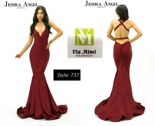 JESSICA  ANGEL COLLECTION STYLE #737 OVER 80 COLORS !!!  SIZE: XXS- XXL  FOR PRICE AND MORE IMFORMATION  PLEASE GIVE US A CALL   WE BEAT  ALL PRICES !!!!  VIA MIMI FASHION  1333 S. SANTEE ST.  LA,CA.90015  TEL: (213)748-MIMI (6464)  FAX: (213)749-MIMI (6464)  E-Mail: mimi@viamimifashion.com  http://viamimifashion.com  https://www.facebook.com/viamimifashion    https://www.instagram.com/viamimifashion  https://twitter.com/viamimifashion