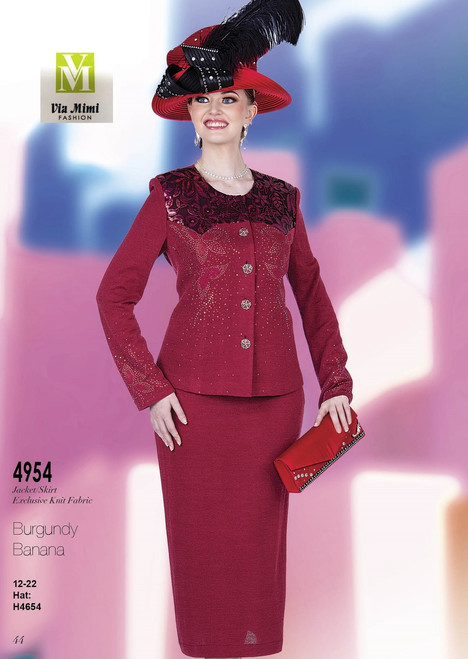 ELITE STYLE #4954  COLOR: BURGUNDY , BANANA   SIZE: 12-22  HAT: H4654  FOR PRICE AND MORE IMFORMATION  PLEASE GIVE US A CALLL    WE BEAT  ALL PRICES !!!!  VIA MIMI FASHION  1333 S. SANTEE ST.  LA,CA.90015  TEL: (213)748-MIMI (6464)  FAX: (213)749-MIMI (6464)  E-Mail: mimi@viamimifashion.com  http://viamimifashion.com  https://www.facebook.com/viamimifashion    https://www.instagram.com/viamimifashion  https://twitter.com/viamimifashion.