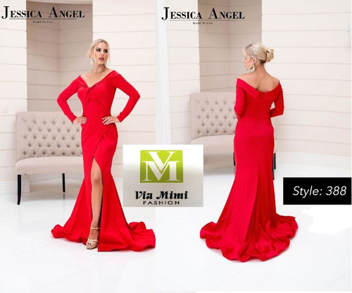 JESSICA  ANGEL COLLECTION STYLE #388!!!  AVAILABLE OVER 90 COLORS  SIZE: XXS- XXL  FOR PRICE AND MORE IMFORMATION  PLEASE GIVE US A CALL   WE BEAT  ALL PRICES !!!!  VIA MIMI FASHION  1333 S. SANTEE ST.  LA,CA.90015  TEL: (213)748-MIMI (6464)  FAX: (213)749-MIMI (6464)  E-Mail: mimi@viamimifashion.com  http://viamimifashion.com  https://www.facebook.com/viamimifashion    https://www.instagram.com/viamimifashion  https://twitter.com/viamimifashion