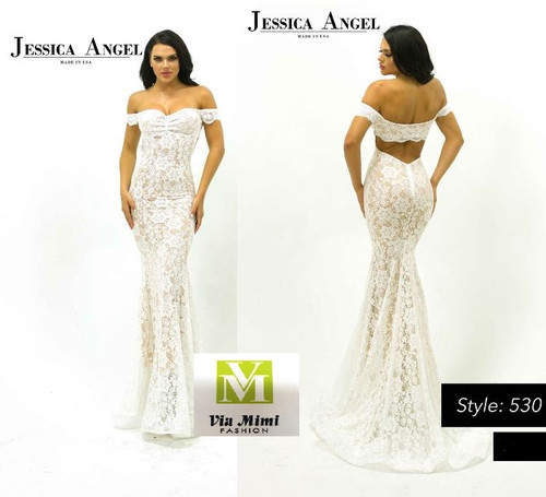 JESSICA  ANGEL COLLECTION  STYLE #530!!!  COLOR: 90 COLORS  SIZE: XXS- XXL  FOR PRICE AND MORE IMFORMATION  PLEASE GIVE US A CALL   WE BEAT  ALL PRICES !!!!  VIA MIMI FASHION  1333 S. SANTEE ST.  LA,CA.90015  TEL: (213)748-MIMI (6464)  FAX: (213)749-MIMI (6464)  E-Mail: mimi@viamimifashion.com  http://viamimifashion.com  https://www.facebook.com/viamimifashion    https://www.instagram.com/viamimifashion  https://twitter.com/viamimifashion