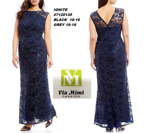 IGNITE STYLE #7120139  COLOR AND SIZE : BLACK SIZE 16-18                              GREY SIZE 16-18   FOR PRICE AND MORE IMFORMATION  PLEASE GIVE US A CALL   WE BEAT  ALL PRICES !!!!  VIA MIMI FASHION  1333 S. SANTEE ST.  LA,CA.90015  TEL: (213)748-MIMI (6464)  FAX: (213)749-MIMI (6464)  E-Mail: mimi@viamimifashion.com  http://viamimifashion.com  https://www.facebook.com/viamimifashion    https://www.instagram.com/viamimifashion  https://twitter.com/viamimifashion