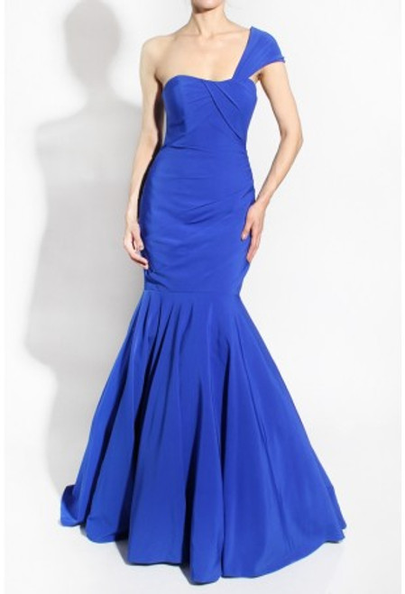 TERANI COUTURE STYLE #1911P8348 - COLOR/SIZE: ESMERALD, ROYAL AND RED