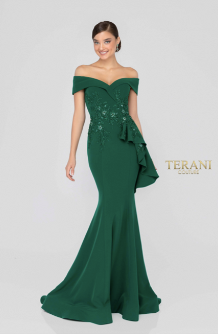 Terani Couture # 1911M9339