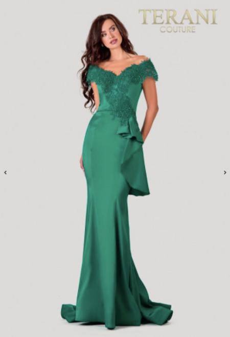Terani Couture #2111M5255