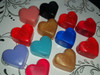 Heart Soap - Engagement, Bridal Shower Party Favor or Wedding 25