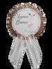 Llama Baby Shower Pin
