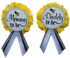 What will it Bee Baby Shower Pin
