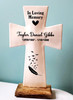 Memorial Gift Personalized Cross