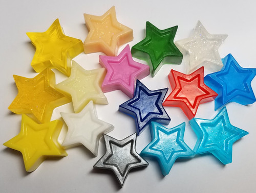 Twinkle Little Star Soap Pack of 20