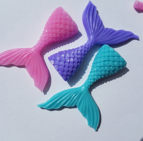 Mermaid Tail Party Favors