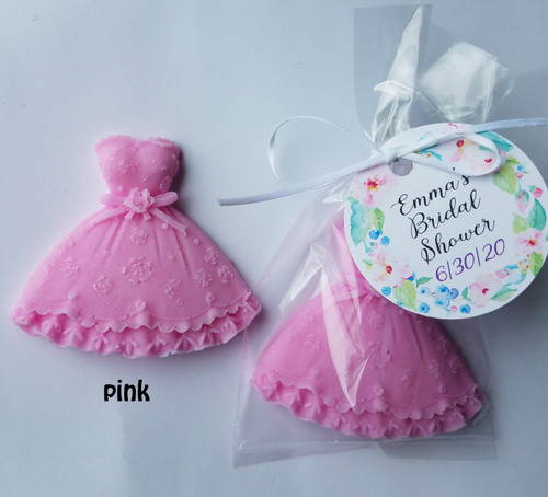 Bridal Shower Wedding Dress Favor