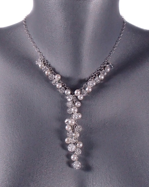Bell of the Ball Y Necklace