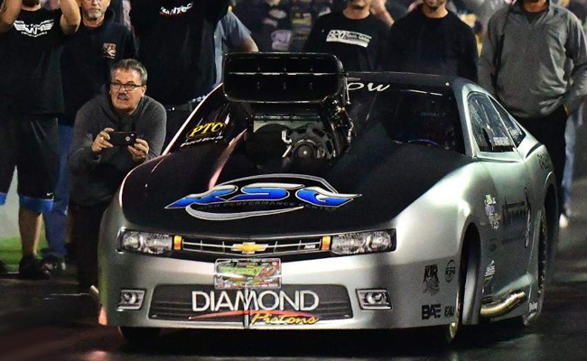 Steven Boone 2018 PDRA Extreme Pro Stock Champion