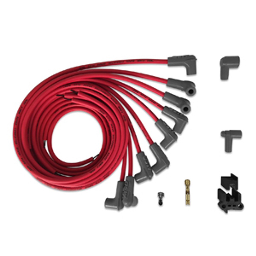 Electrical, Ignition & Racepak - Ignition - Spark Plug Wires ... on