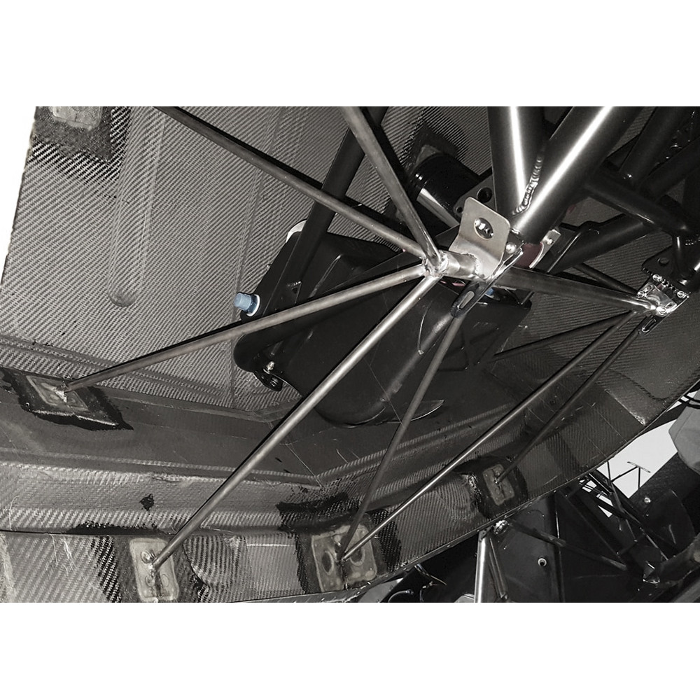 Adjustable Front End Mount Kit