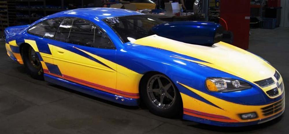 Dodge Stratus, Fiberglass - Quarter-Max Chassis & Racing