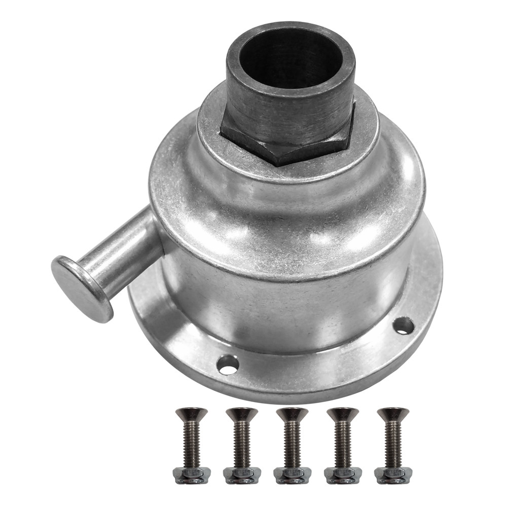 Non Sfi Steering Disconnect 5 Bolt Quarter Max Chassis Racing Components