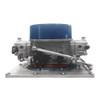 Dual Bell Crank Throttle Linkage Kit - Installed