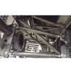 Quarter-Max Extreme Adjustable Billet 4-Link Chassis Brackets - Installed