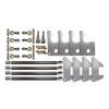 Street 4-Bar Kit | Steel Rod Ends