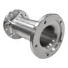 Quarter-Max Billet Steering Wheel Hub Extension, Raw, 5""