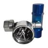 RJ-219537 Dual Air Bottle Regulator, Custom 100-400 PSI