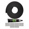 "Quarter-Max 219551 Lexan Window Rubber Installation Kit, 3/8"""