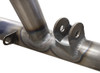 Quarter-Max 202112 Lower Control Arm Mount Kit, Welded - Installed