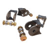 Quarter-Max 202112 Lower Control Arm Mount Kit, Welded