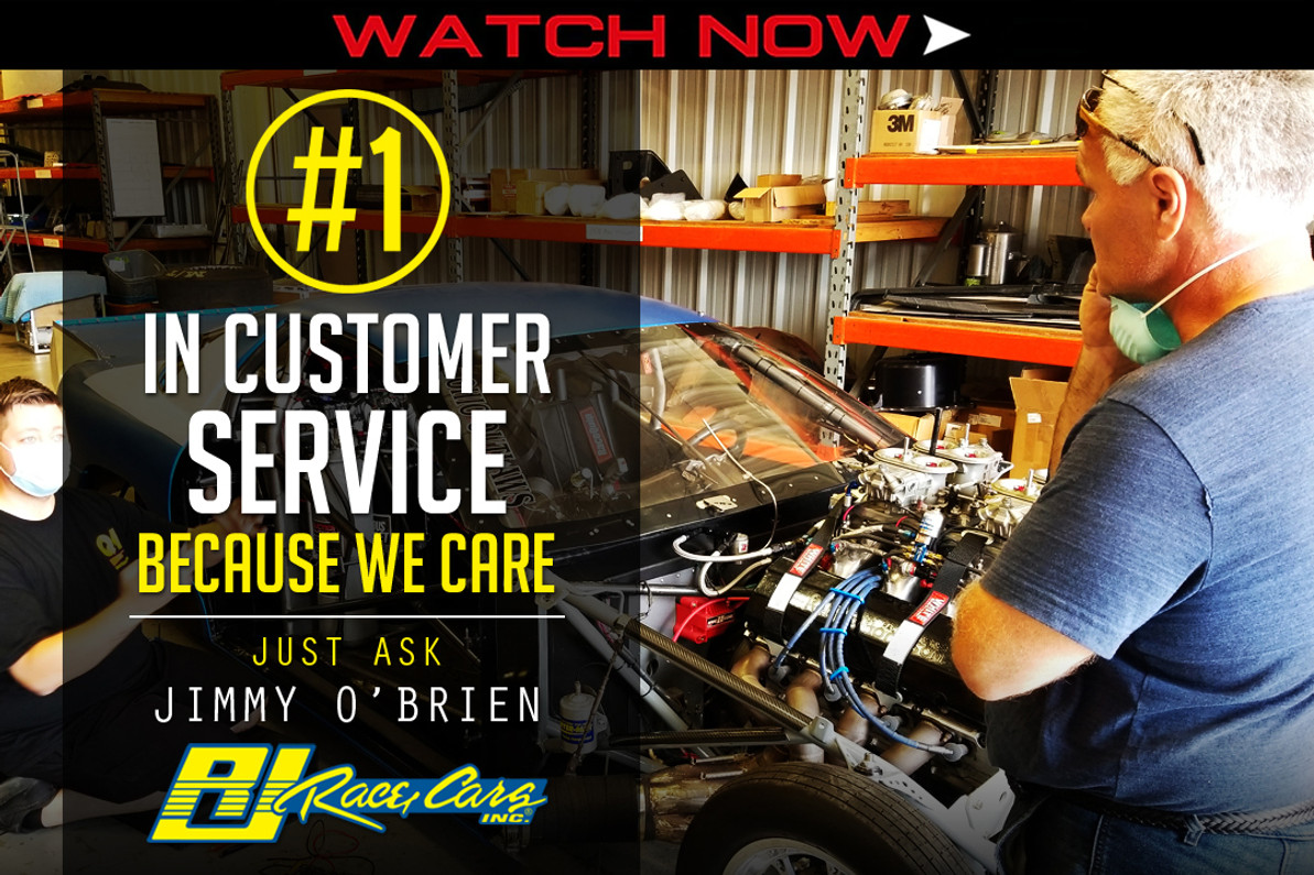 WATCH NOW: #1 In Customer Service Because We Care...Just Ask Jimmy O'Brien