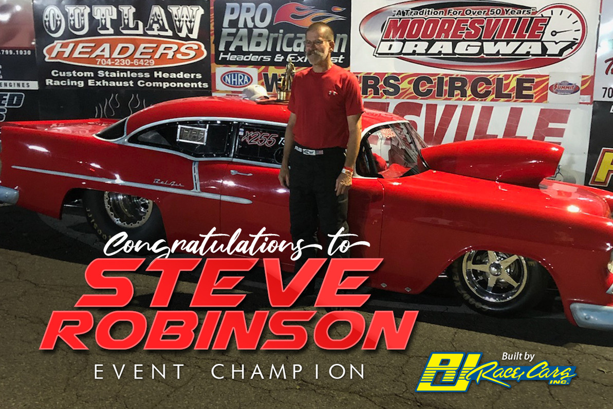 Steve Robinson win at NHRA's National Open