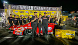 Erica Enders Clinches Third NHRA Pro Stock World Championship with RJ Race Cars