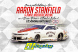 AARON STANFIELD CLAIMS SECOND PRO STOCK WIN THIS SEASON WITH HIS RJ RACE CARS BUILT CAMARO